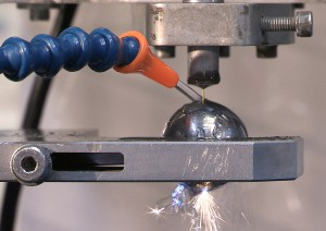 EDM or Fast Hole Drilling