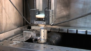 Skim Cutting Flexure (Wire Erosion)